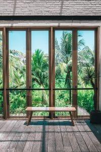 window material